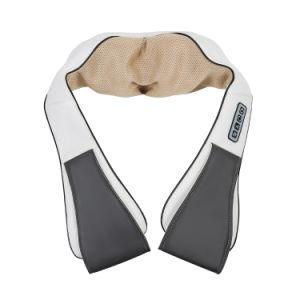 El Shiatsu masaje eléctrico calefacción Masajeador de Cuello almohada Cojín de respaldo en caliente