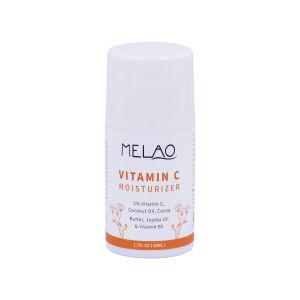 A vitamina C creme hidratante facial Vegan Creme para as mãos os ingredientes orgânicos