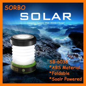 Складные LED портативный складной солнечных батареях кемпинг лагерь фонари