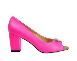 Diseña tu propio Zapata Fotos de tamaños grandes damas zapatos de tacón de impresión