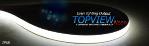 Barra rigida flessibile 120LEDs/M impermeabile di SMD 3528 LED, striscia rigida del LED con buona qualità