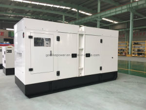 50Hz 300kw/375kVAのWater-Cooledディーゼル発電機(GDC375*S)