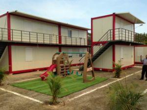 Modernes Cer zugelassenes Behälter-Haus für vorfabriziertes Hauptgebäude