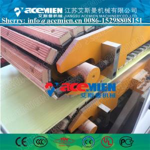 Panel de plástico de alta calidad que forman el techo de la línea de producción