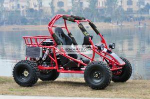 China maakte tot 250cc het Go-kart van de Enige Zetel met Stabiele Kwaliteit