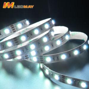 striscia bianca fredda dell'indicatore luminoso LED dello specchio 5050 per l'albero di Natale
