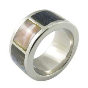 Constatations de la vente directe d'usine de bijoux High-Tech anneau estampillage