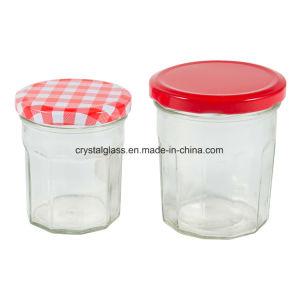 Madrinha Style Chili Colar Copo de vidro com tampa