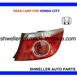 Lâmpada traseira automática para a Honda City 2006