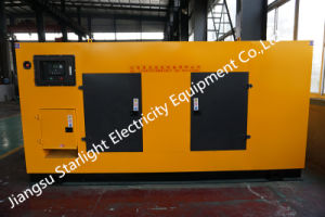 stille Elektrische Diesel die 550kw 687.5kVA Generator door de Motor Ce/ISO wordt aangedreven van Volvo Twd1643ge