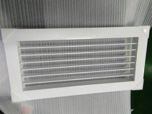 Пользовательские размеры решетки трубопровода подачи воздуха одно отклонение решетки с блока заслонки впуска воздуха