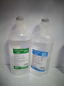 GMP van de Injectie van de Bel van het lactaat Geneeskunde