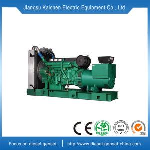 400квт открытого типа морских дизельных двигателей Cummins оптовой мощности генератора