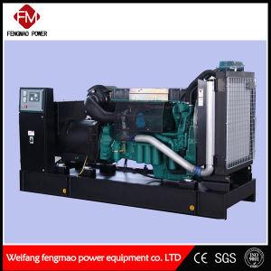 Lärmarmes niedriges Dieselgenerator-Set Emission-Volvo-120kw