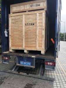 Röntgenstrahl-Gepäck-Scanner für die Flughafensicherheit, die At6550d überprüft