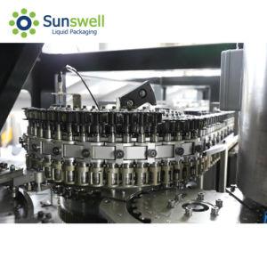 液体の処理のためのSunswell自動吹く満ちるキャッピングのCombiblock
