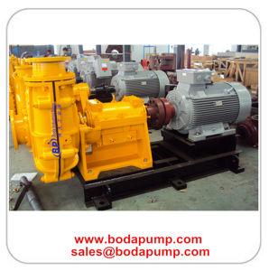 China Zj Chorume bomba para a mineração de cobre