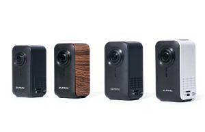 panoramische Doppel-Objektiv 720-Degree IP-Kamera. Cer u. FCC bestätigten