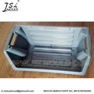 高品質の大きいプラスチックスタック可能収納用の箱型
