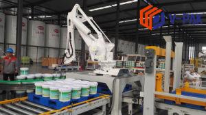 Arbeidsbesparende Robot Palletizer voor de Machine van de Verpakking van de Dozen van het Karton