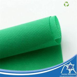 포장을%s 녹색 PP Spunbond 짠것이 아닌 직물