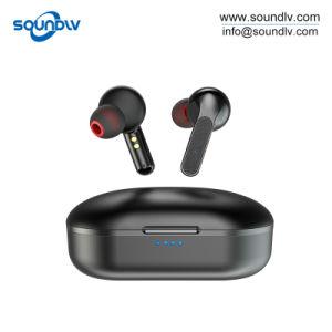 Bewegliche zutreffende drahtlose Stereolithographie Sports Bluetooth Mini-Soem-magnetischen Kopfhörer
