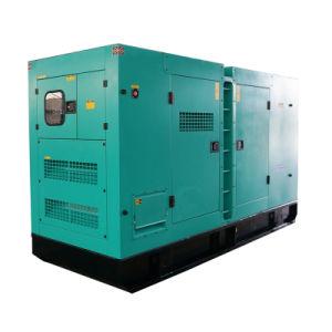 350квт/280квт мощности двигателя Cummins генераторах звуконепроницаемых электрический генератор установлен