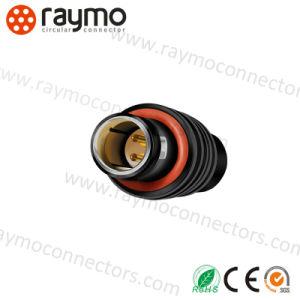 競争価格のコネクターを受けとっている熱い販売の互換性のあるLemos Feg 0b 5 Pinの金属の円のプッシュプル自己
