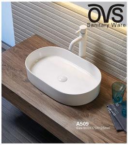 Heißer Verkaufs-keramisches Bassin-Badezimmer-Eitelkeits-Wäsche-Bassin