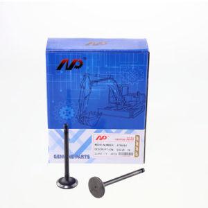 De MiniKlep van de Opname van de Motoronderdelen van het Graafwerktuig YANMAR 4TNV94 En de Klep van de Uitlaat