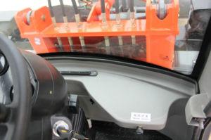 De nivellerende Lader van de Tractor van de Lading van het Kuilvoeder Voor