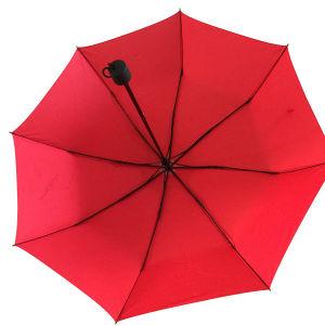 Ombrello piegante promozionale della pioggia poco costoso più popolare