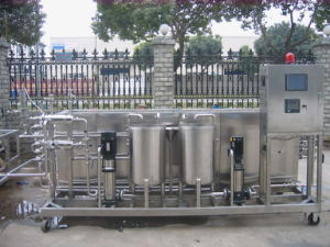 Pipe Uht Pasteurizer