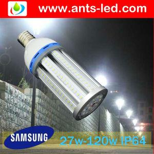 IP64 120W E40 Calle luz LED E40 para cerrar el accesorio, calle LED