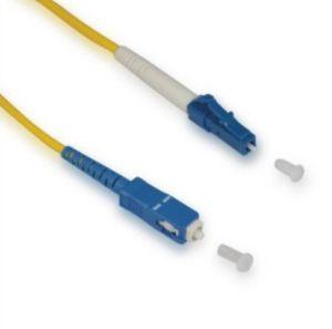 LC/Sc Simplex одномодовый оптоволоконный кабель волоконно-оптический кабель питания исправлений