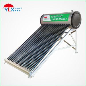 Масло под давлением (солнечный водонагреватель YLX-YH)