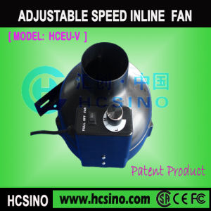 Crescer tenda ventilador/Ventilador (HCEU hidrop ico-V)