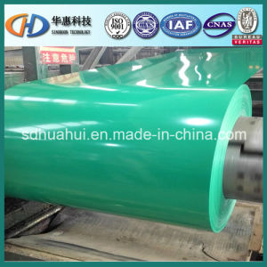 Lamiera di acciaio preverniciata verde chiaro della fabbrica fatta di Sinoboon