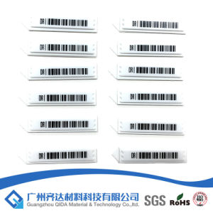 58kHz Retail Security morgens Soft Label mit Dr. Barcode