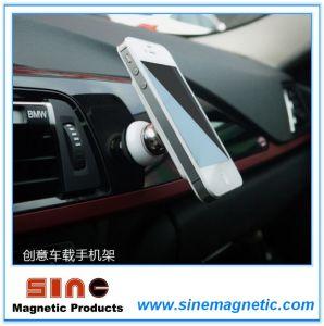 Mini Magnetic 360 Grad Car Dashboard Mobile Mount Autoständer Telefonhalterung