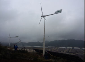 2kw High Efficiency Yawing Controlled Wind Power Generator