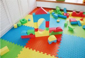 Folha de espuma de EVA de cor para o tapete do piso