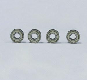 Puerta de acero al carbono Bearng Acero cromo / 6900rodamientos de bolas (6900zz ZZ)