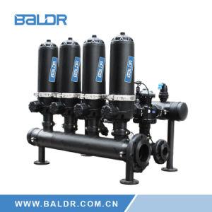 4T Tipo Disco de descarga automática do sistema de irrigação do Filtro