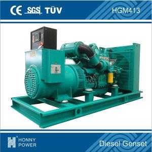 300 кВт Googol двигателя низкого напряжения Тихая гражданской Использование дизель-генератор