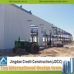 Diseño de prefabricados de estructura de acero de almacén