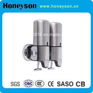Distributeur de savon à main en acier inoxydable de haute qualité