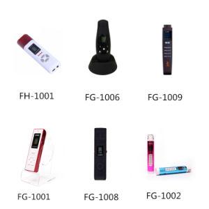 Fg-1002 2.4G 가르치기를 위한 직업적인 오디오 무선 코드가 없는 콘덴서 마이크