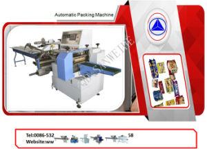 Alimentazione della pellicola della fabbrica della Cina da sotto tipo macchina imballatrice