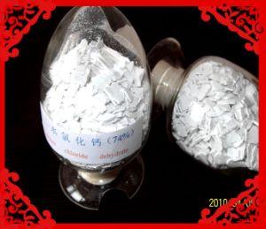Het Dihydraat van de Versterker van het Chloride van het Calcium van de korrel met de Certificatie van het Bereik (Droogmiddel)